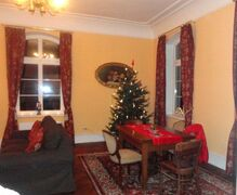 First Christmas in the manor house 21.12.2012